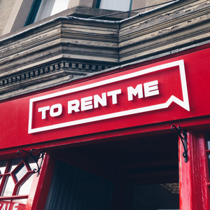 To Rent Me Shop Front