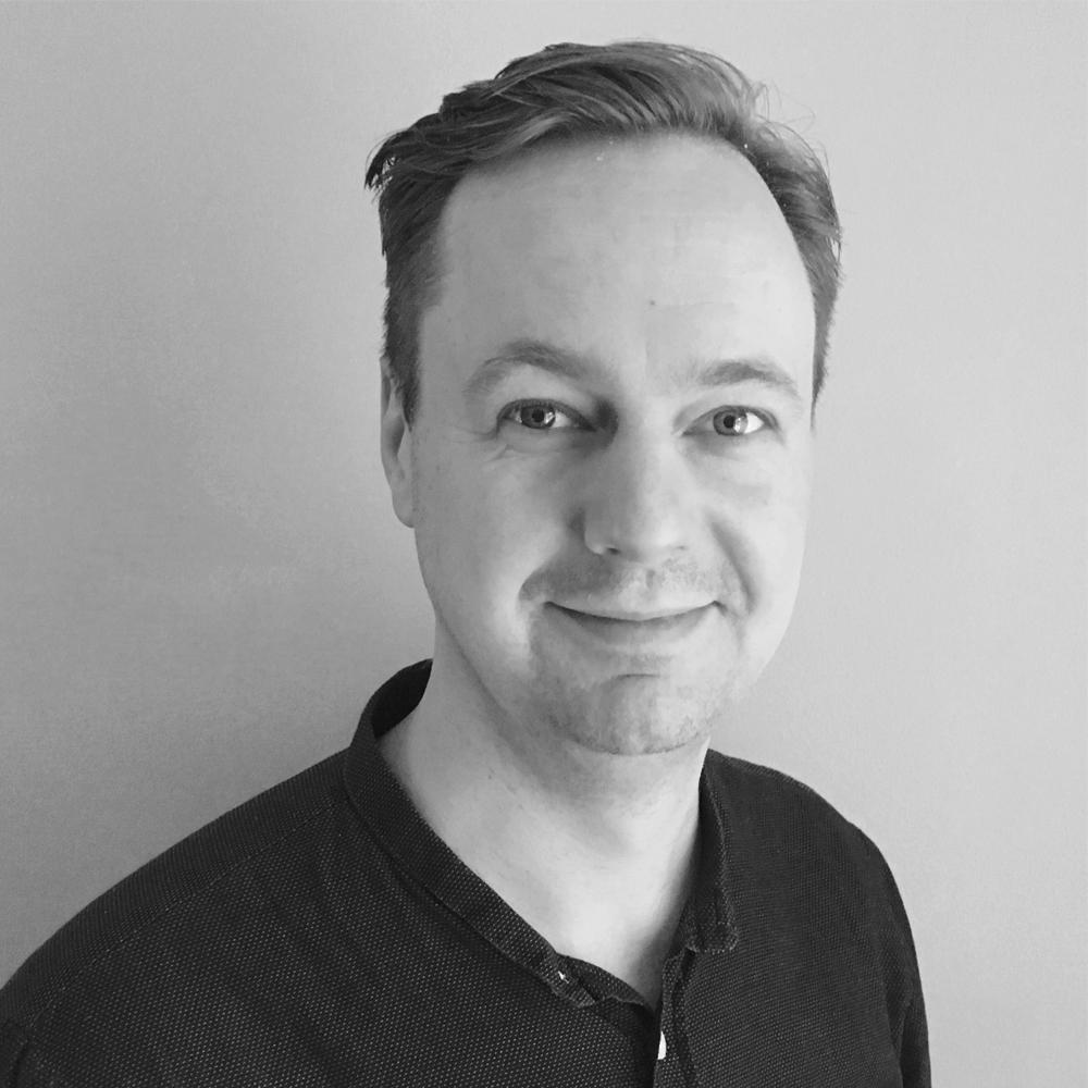Magnus Källskog Product Manager
