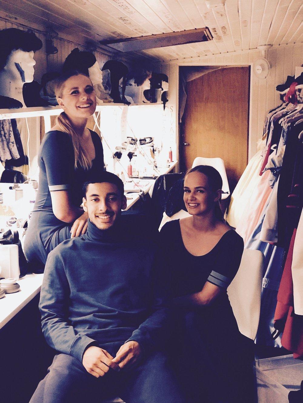 Helene, Adam & Lea