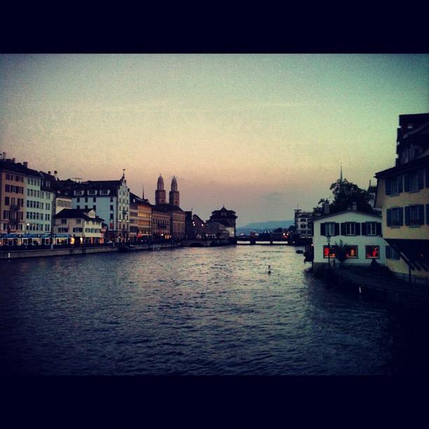 Ein wunderbares Bild von unserer geliebten Stadt. Aufgenommen von ellegantc