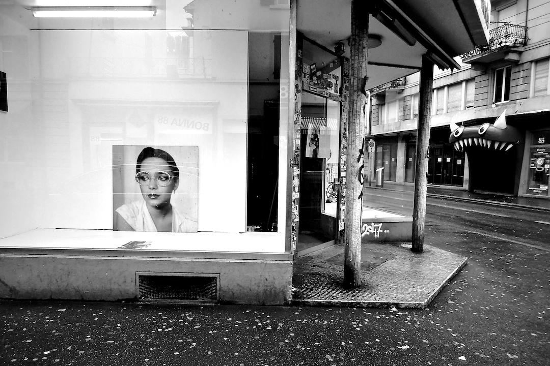 Wieder einmal eine wunderbare Aufnahme vonhallostoll! Langstrasse. Zürich.
