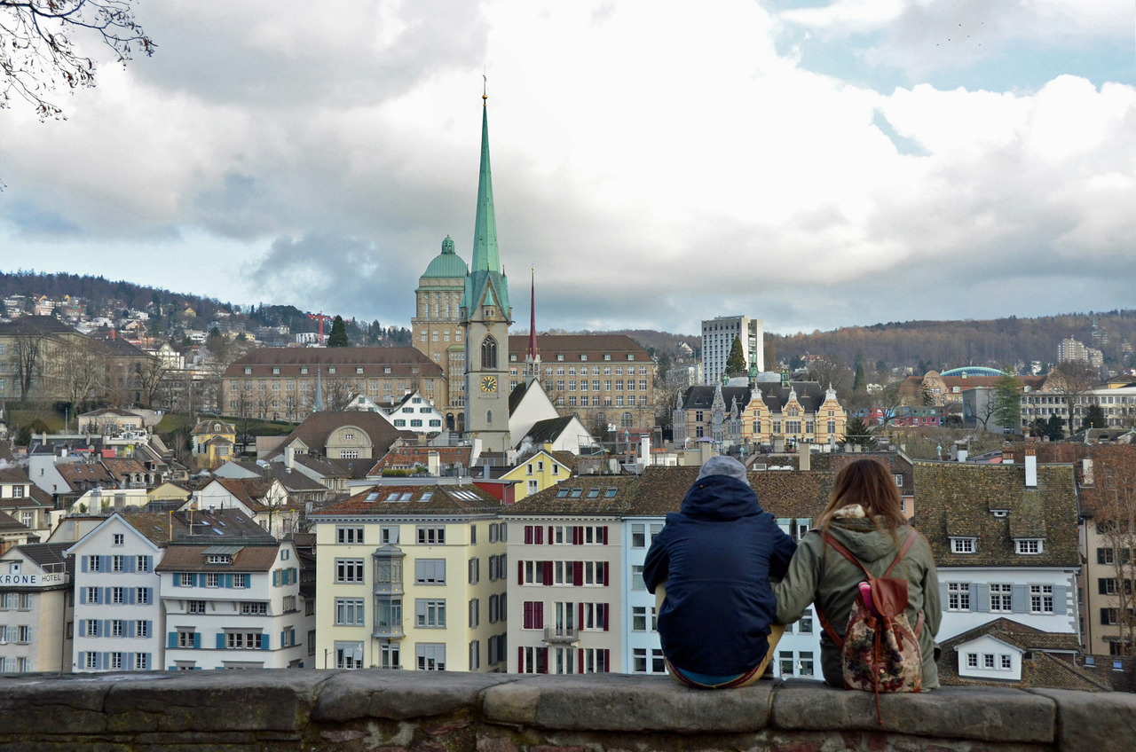 So sieht mein Zürich aus. Dankeim-not-his-date!