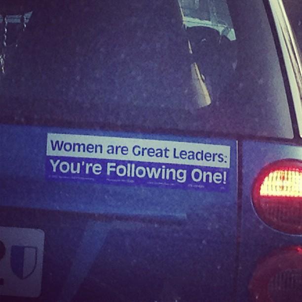 Zum Frauenwelttag darf auch ein Mann sowas posten! Ich musste lachen!