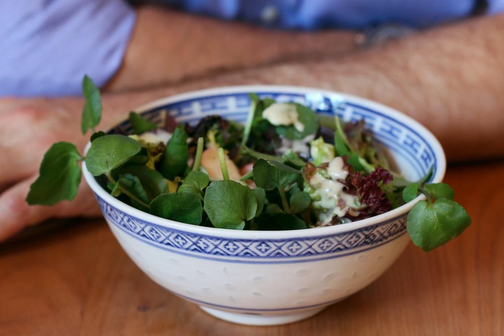 Menu-Salat  (Bild: Yekaterina Schläpfer)