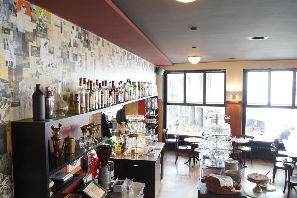 "Restaurant ""Karl der Grosse"""