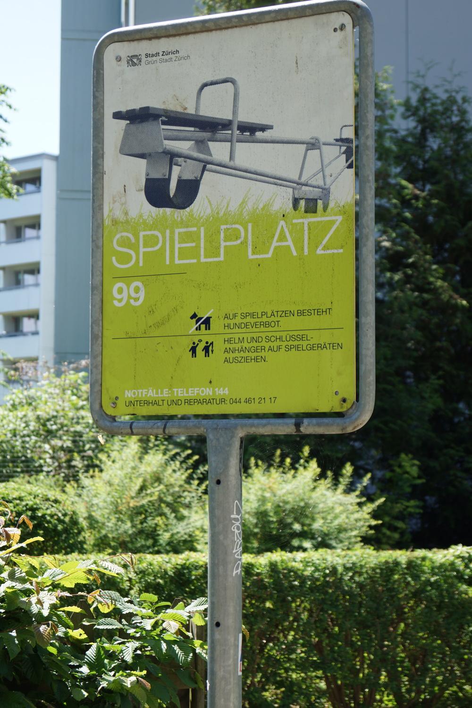 Spielplatz 99 / Josefwiese