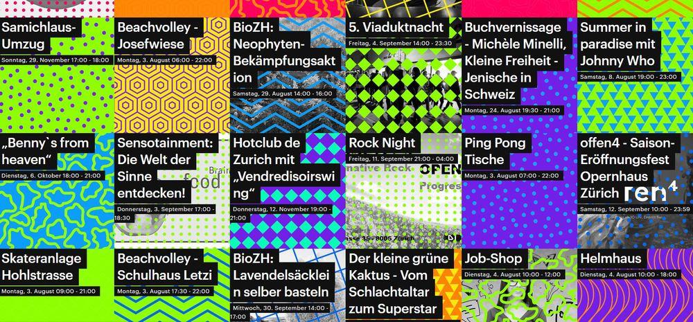 """Screenshot """"Zürich unbezahlbar"""""""