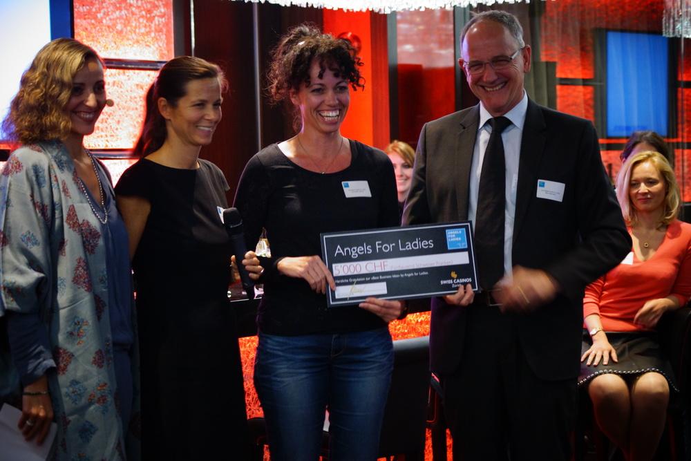 Jury & Gewinnerin
