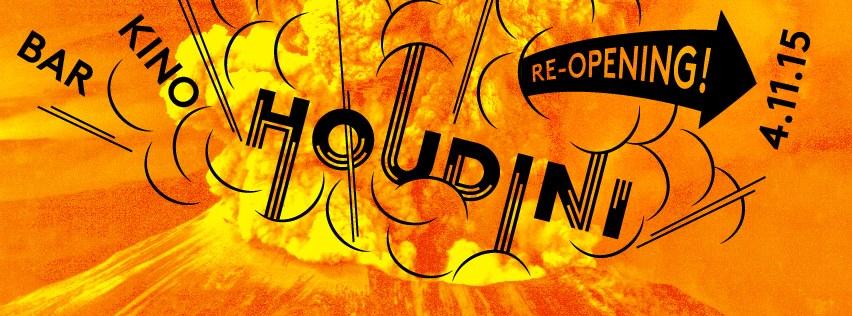 Houdini-re-opening