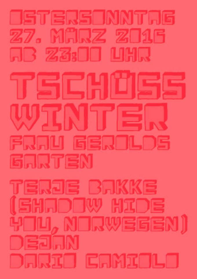 Tschüss Winter / Bild: Facebook