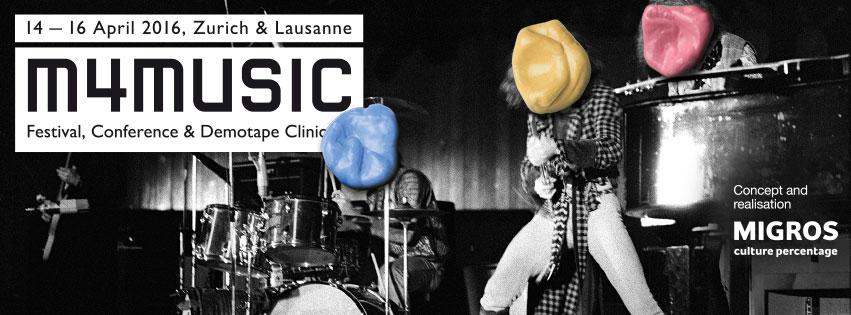m4music / Bild: Facebook
