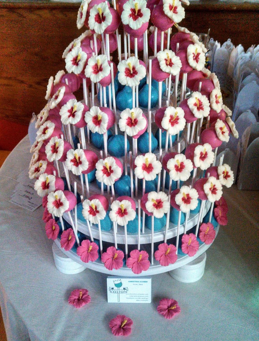 Hisbiscus Wedding Cake.jpg
