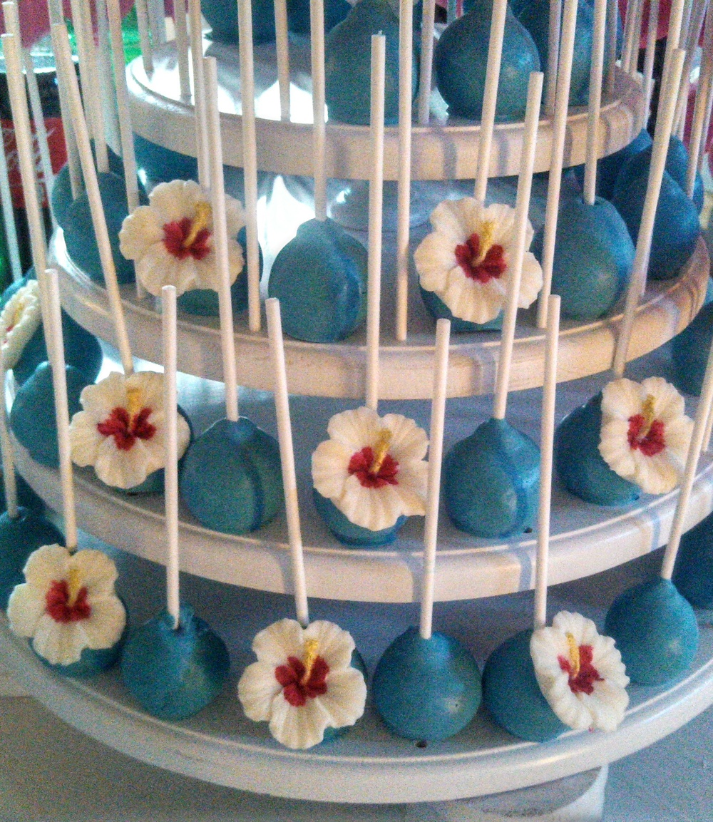 Blue Hisbiscus Cake Pop Stand.jpg