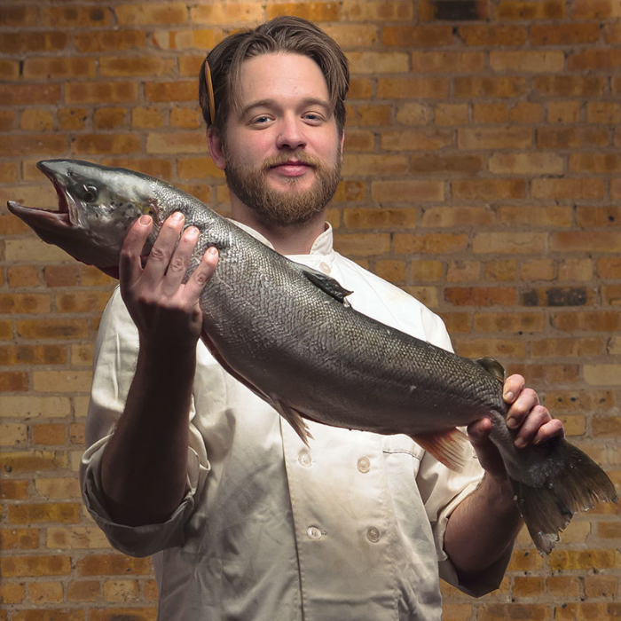 "Jared Van Camp, partner of Element Collective, hopes the chef stays with the group as it continues to expand. ""We like people (like Rasmussen) who don't have egos,"" Van Camp says. Read more at Crain's Chicago Business..."