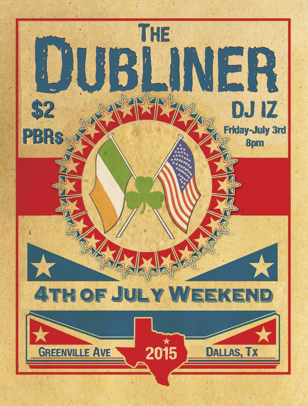 DublinerJuly4th