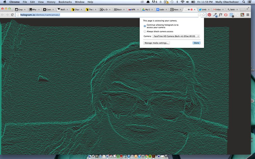 interactivehologram.io