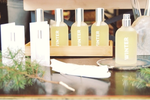 WINTER unisex fragrance at Lake Boutique
