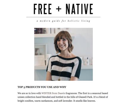 FREE&NATIVE.COM