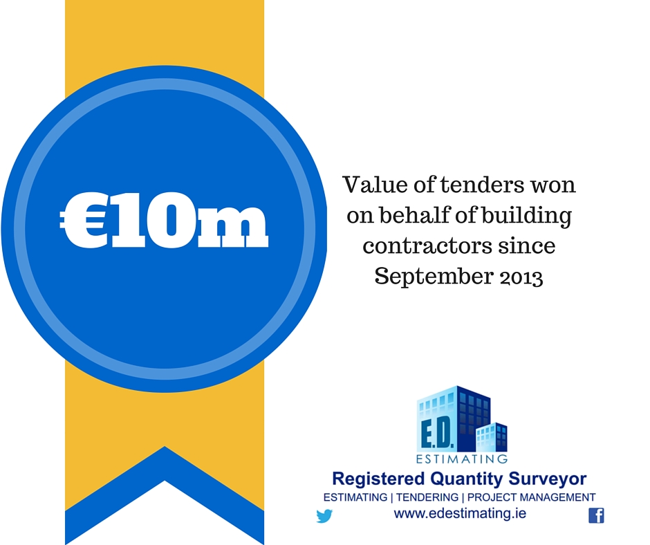 tender — Construction Industry News for Dublin Quantity Surveyors