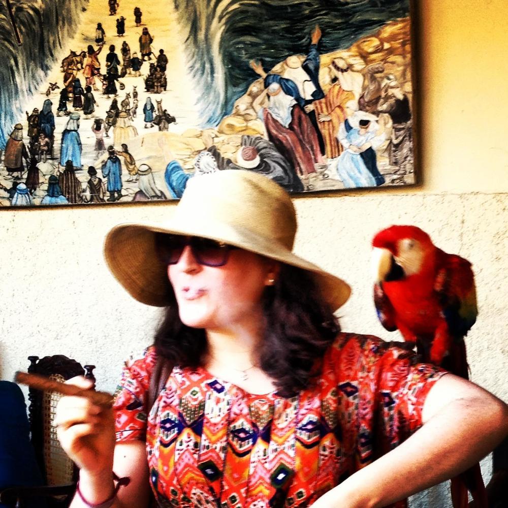 me parrot