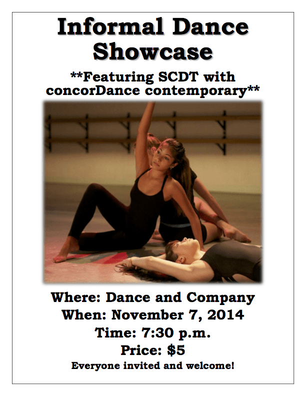 November 7, 2014 7:30 p.m.     Price: $5    Everyone invited and welcome!