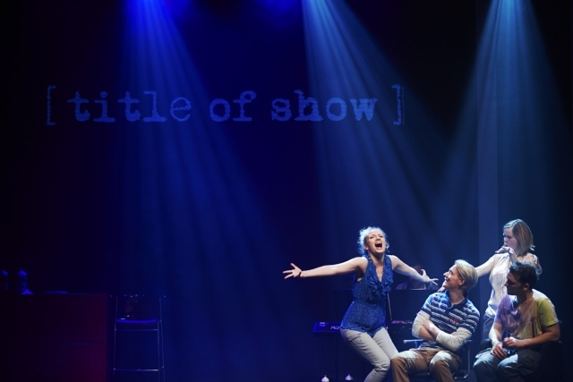 Title of Show at the Fredericia Teater