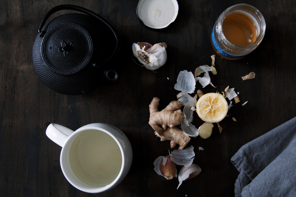 natural remedies for a cold or flu