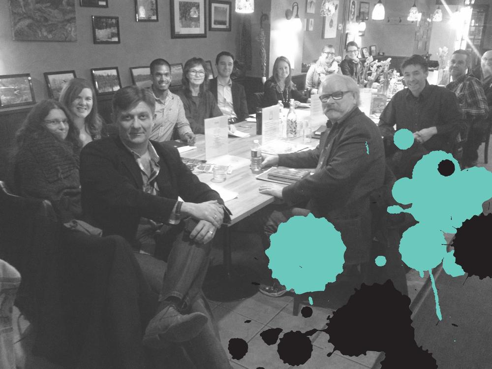OshawaSpaceInvader 2014 Advisory Board