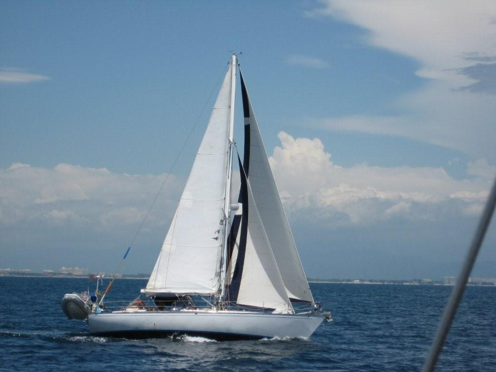 Sea Gnome KP 44' Undersail.JPG