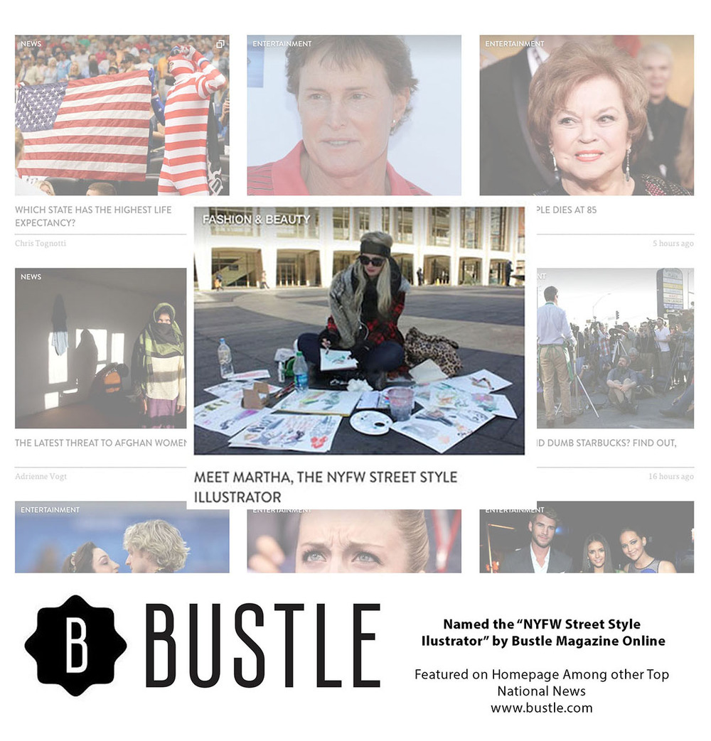 Bustle Magazine