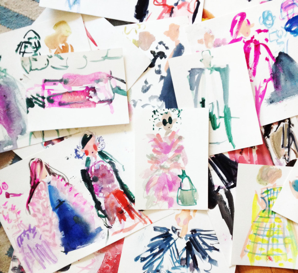 Fashion Illustration Collection