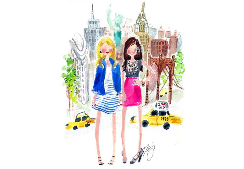 NYC Girlfriends