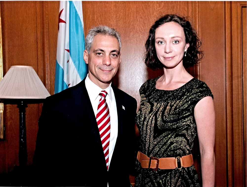 Rahm Emanuel | Mayor of Chicago
