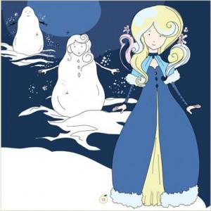 The Snow Maiden Opera by Aleksandra