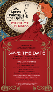 Lyric Opera Fantasy Ball