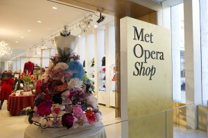 Growing Through Arts at the Met Opera Shop
