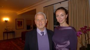 Aleksandra Efimova and Morton Shapiro
