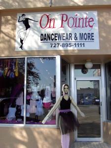 On Pointe Dancewear