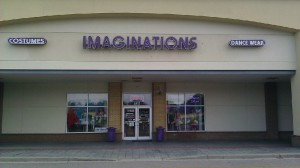 Imaginations Dancewear and Costume Shop