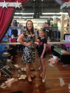 Russian Pointe Trunk Show