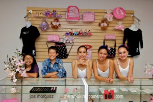 Ballet Hawaii boutique