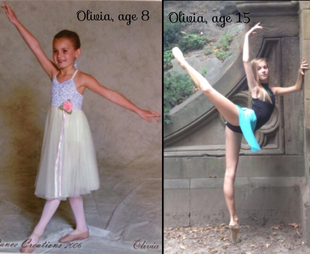 Olivia Behrmann's Dance Story