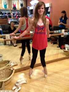 The Dance Store Trunk Show