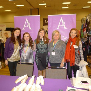 Atlantic Dance Retail Show Dallas 2014