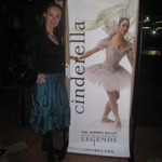 Aleksandra at Cinderella