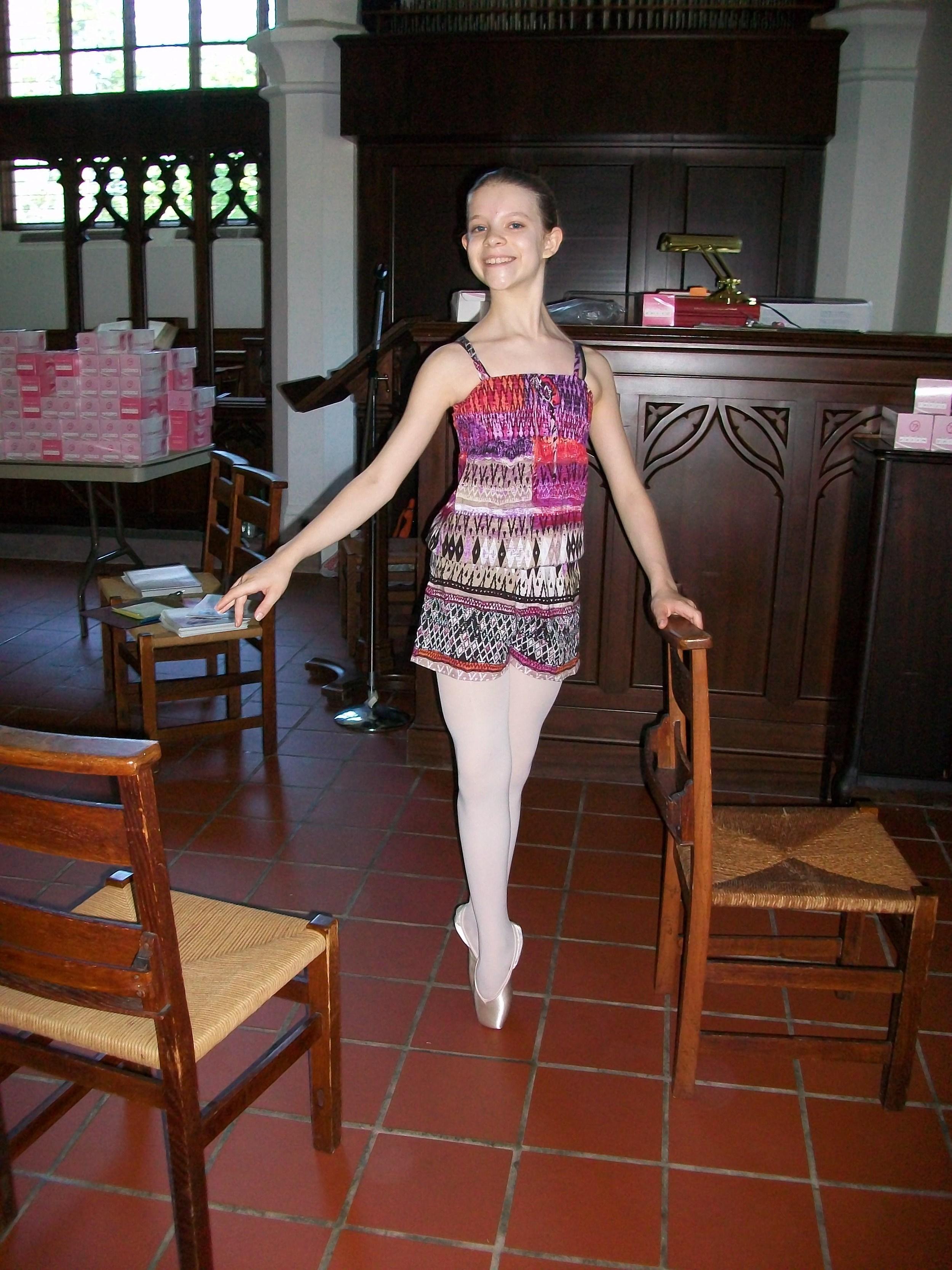 Fittings at the Bolshoi Ballet Academy Summer Intensive — ALEKSANDRA