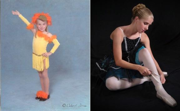 Emma Kapper's Dance Story