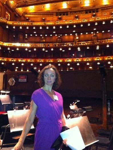 Lyric Opera Backstage Tour