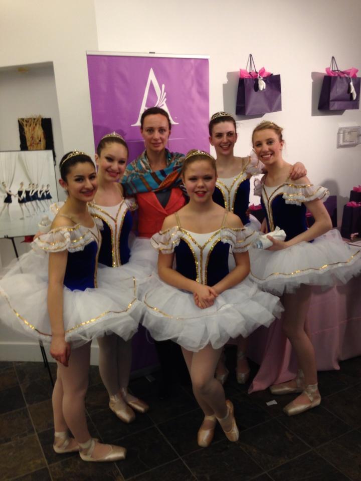 Makkai Classical Ballet & Dance School