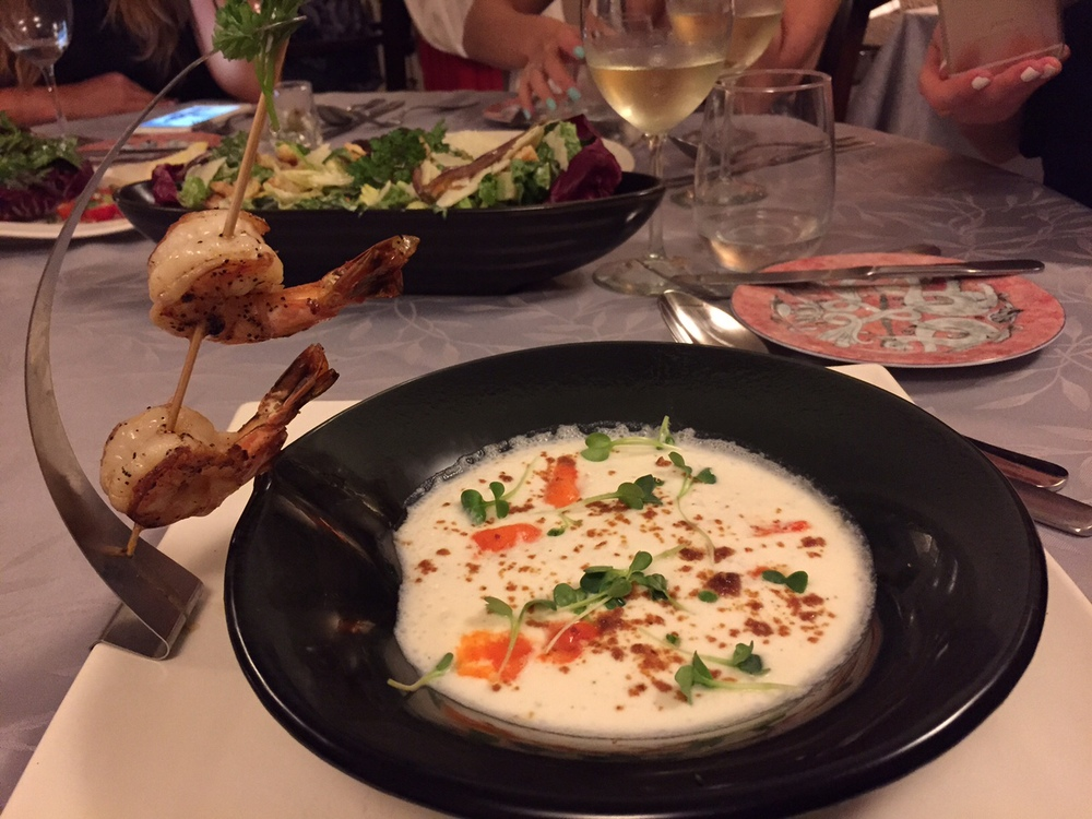 me pressoir caul soup with shrimp.jpg